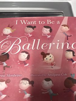 I Want To Be A Ballerina for Sale in Whittier,  CA