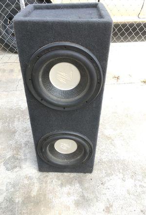 MA audio 10inch speakers for Sale in Riverside, CA