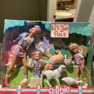 Li'l Zoo Barbie for Sale in Ramona, CA