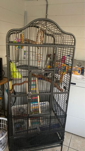 Big size Bird cage for Sale in Alafaya, FL