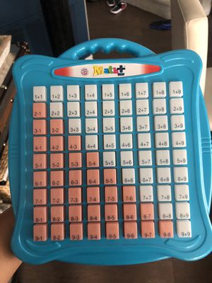 Math learning toy for Sale in Encinitas, CA