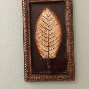 Nice Wall Candle Holder For Decoration for Sale in Houston, TX