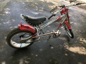 OCC chopper 20 inch bike for Sale in Attleboro, MA