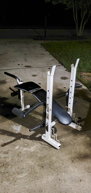 Weight bench for Sale in Holly Springs, NC