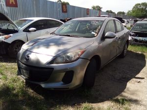 2013 Mazda 3 (FOR PARTS ONLY) for Sale in Dallas, TX