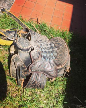 [Antique] HORSE SADDLE (Must See)!!! for Sale in Miami, FL