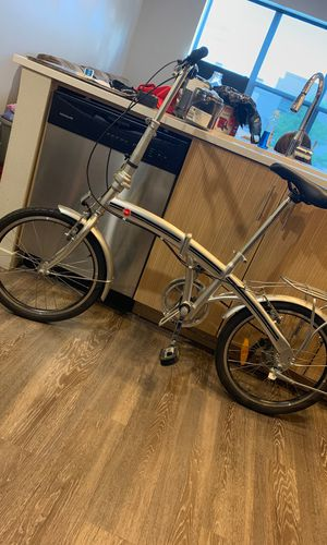 Fold up bike for Sale in Beaverton, OR