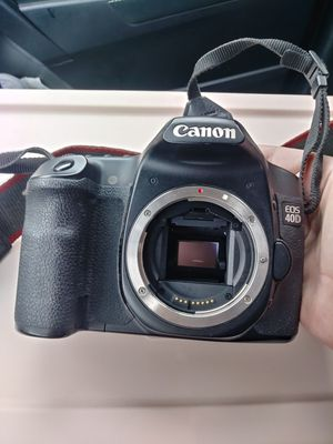 Canon 40D EOS Body and 5 lenses for Sale in Glenwood City, WI
