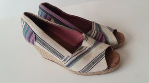 Toms Women Wedges Size 7.5 for Sale in Tulsa, OK