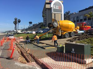 Bobcat grading and concrete for Sale in Torrance, CA