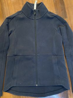 Lululemon Yoga Cotton Jacket EUC Sz 4 for Sale in Everett,  WA