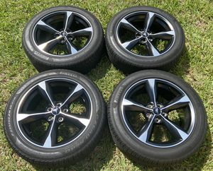 Ford Mustang GT wheels and Pirelli tires for Sale in Hialeah, FL