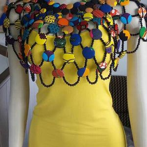 Buttons and beads cape - it fits all sizes for Sale in Baltimore, MD