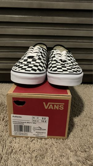 Vans Authentic Checkerboard for Sale in Haines City, FL