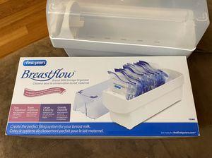 Breast milk bag storage organizer for Sale in Silver Spring, MD