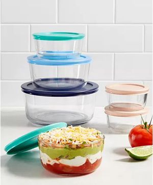 Brand new 24 piece of pyrex set for Sale in Edison, NJ