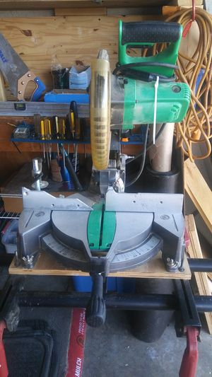 Hitachi saw for Sale in Cape Coral, FL