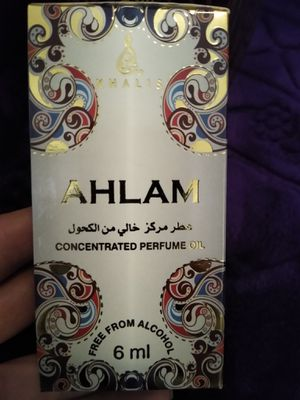 Ahlam Oil Perfume Made in Dubai UAE for Sale in Sacramento, CA