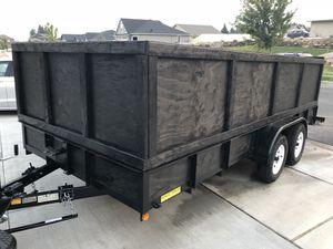 2018 utility trailer. for Sale in Wenatchee, WA