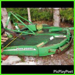 John Deere Bush Hog Attachment for Sale in Pompano Beach,  FL