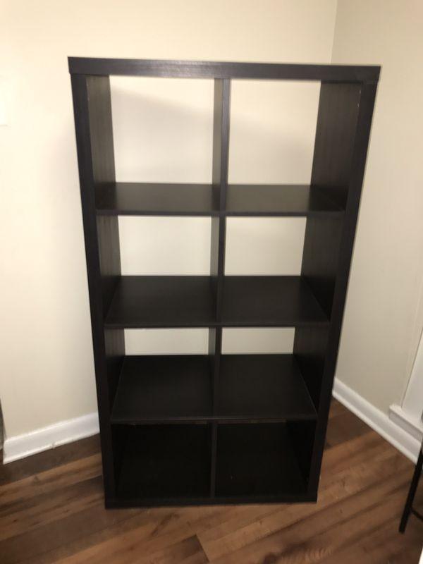 Ikea Kallax 2x4 shelf