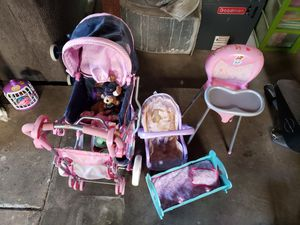 Strollers,high chair, car seat, bassinet for Sale in Vallejo, CA