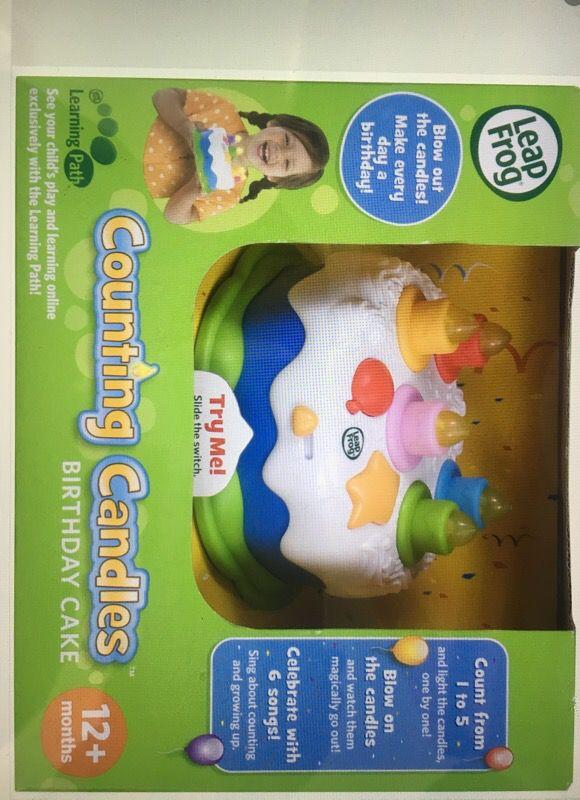 Leapfrog Birthday Cake For Sale In Portland OR