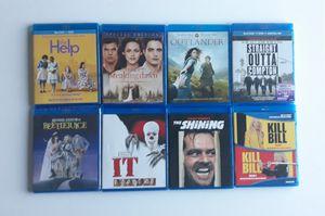 Blu-Rays $10 each for Sale in El Cerrito, CA