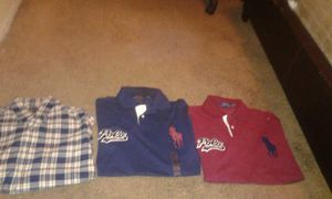 Need gone asap Rl Polo never worn Large custom fit for Sale in Los Angeles, CA