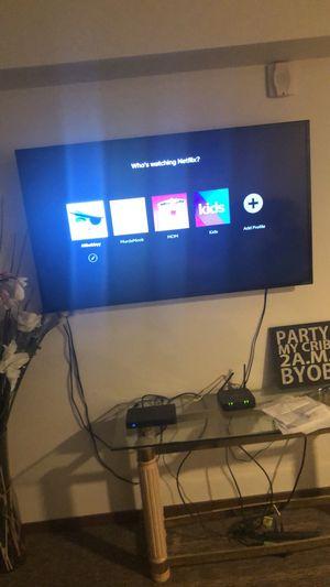 60 in Vizio flat screen TV for Sale in Auburn, WA