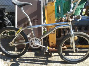 Vintage Pacific Bmx 20 inch Bike for Sale in Houston, TX