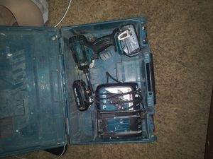 Makita drill for Sale in Houston, TX
