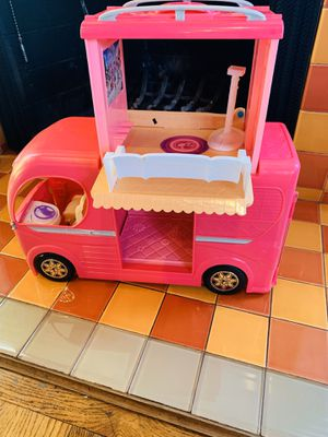 Barbie pop up camper for Sale in View Park-Windsor Hills, CA