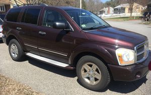 2005 Dodge Durango Limited 4x4 for Sale in Franklin, MA