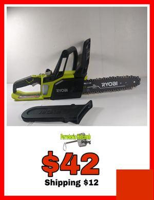 "Ryobi P546 Chain Saw 10"" 18v (Sierra de 10"") Chainsaw for Sale in Dallas, TX"