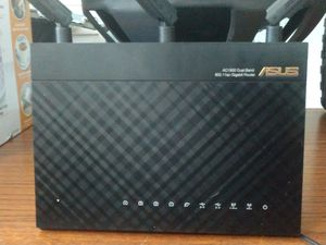 Asus AC dual band router RT-AC1900P for Sale in Bradenton, FL