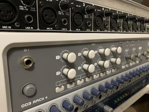 Digidesign 003 rack mount audio interface for Sale in Boynton Beach, FL