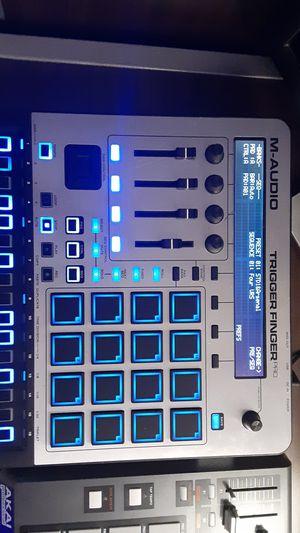 M-Audio Trigger Finger Pro for Sale in Phoenix, AZ