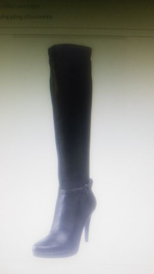 Nine west bizzybee boots 10.5 black for Sale in Tampa, FL