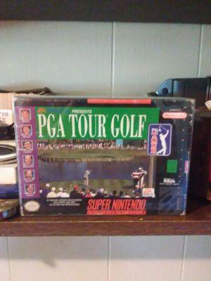 🎮EA Sports PGA Tour🎮 Golf Video Game for SNES for Sale in Farmington, KY