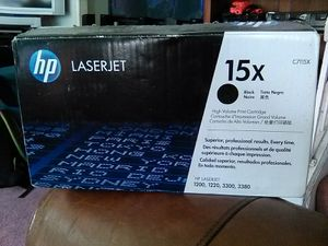 HP toner cartridge for Sale in Washington, DC
