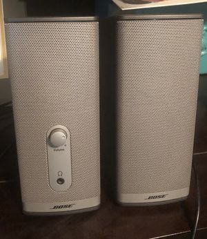 Bose speakers for Sale in Selma, CA