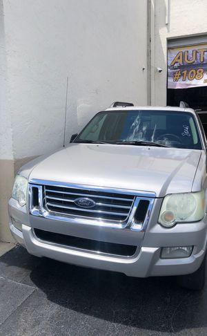 2007 Ford Explorer Sport Trac $5500 cash for Sale in Miami, FL