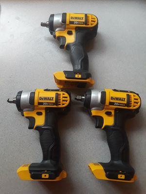 "Dewalt 3/8"" Impact Wrench 20V $80 for Sale in Norwalk, CA"