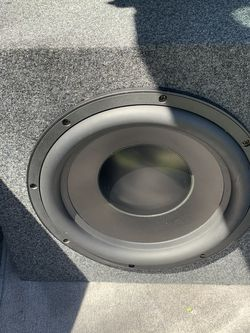 12 Inch Dayton Audio Subwoofer And Tma 1000.1 Amplifier for Sale in Port Charlotte,  FL