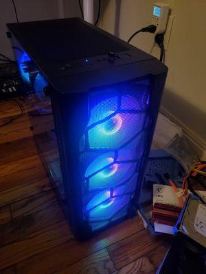 New Gaming PC i7-9700K Custom build. Warranty. for Sale in Houston, TX