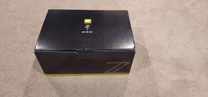 Nikon Z7 45.7MP FX-Format 4K Mirrorless Camera with NIKKOR Z 24-70mm f/4 for Sale in Norfolk, MA