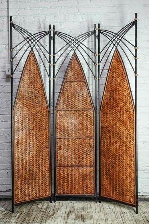 ✨🌟Art Deco Room Divider/Privacy Screen Home Decor . $180 (Arts District - DTLA) for Sale in Los Angeles, CA