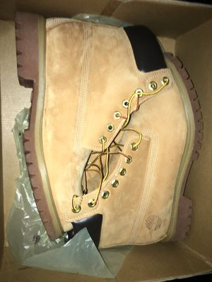 Timberlands size 9.5 new $140 for Sale in New York, NY