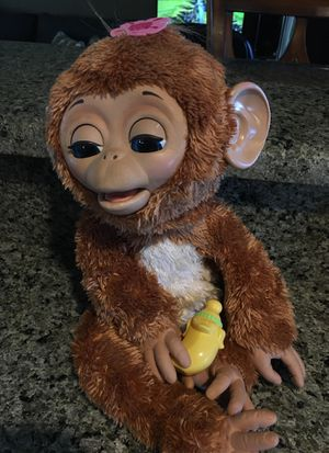 FurReal friends monkey for Sale in Jurupa Valley, CA